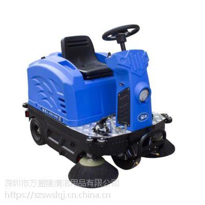 小型工厂用电动扫地车哪些牌子比较好?—金洁驾驶式扫地机J-XS1150