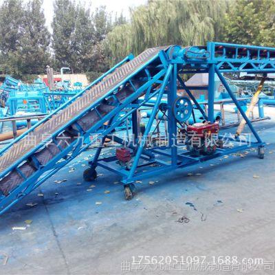 永和县厂家定制快递分拣皮带输送机 自动化输送机流水线设备