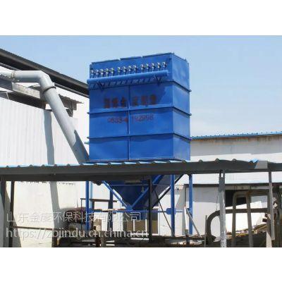 烟台工业除尘设备厂家报价丨DMC脉冲袋式除尘器定制