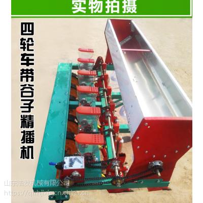 花菜汽油蔬菜精播机 播种机生产厂家