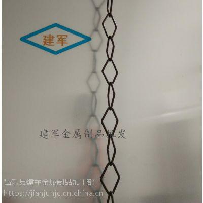 农庄寺庙铝合金雨链 环形日式雨水链风铃厂家