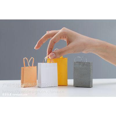 纸袋展开图怎么做?纸袋尺寸多大比较合适?