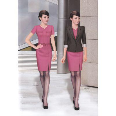 商务女士工作服装定做,北京环诚制衣