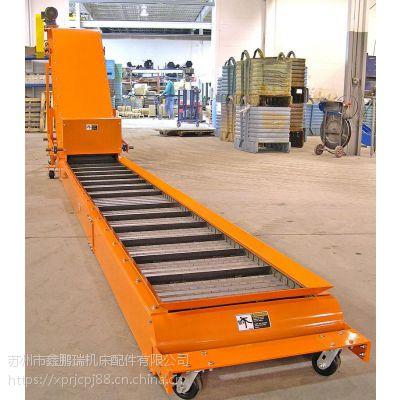 PMLP型平面链板式排屑机 美观效率高 就选鑫鹏瑞 数控机床输送机