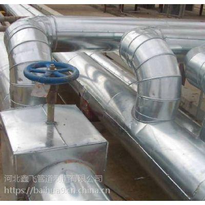 河南聚氨酯钢套钢保温钢管