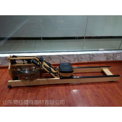 水阻划船器能够锻炼到全身的肌肉(尤其是手,背,腿)