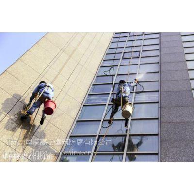 大楼清洗养护美化-专业施工、技术领先