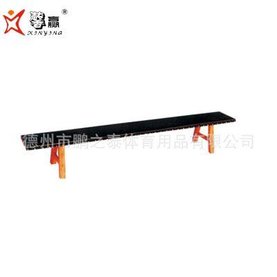 厂家直销 体操用品 体操凳 亮面 革布 高级地毯面 2米 3米可订做