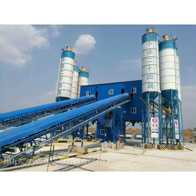 HZS120大型混凝土搅拌站,厂家制造,荥阳毅成重工,知名品牌厂家