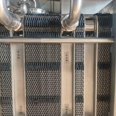羊奶杀菌生产线,羊奶加工设备,羊奶生产线