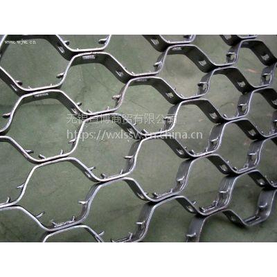 龟甲网耐磨胶泥厂家直销不锈钢龟甲网