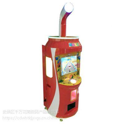 四川成都新款饮料礼品机投币百世可乐礼品机儿童娱乐机厂家直销