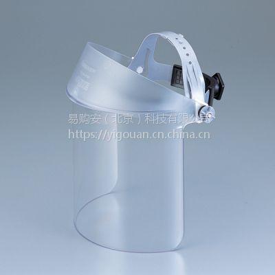 现货热销ASONE防护面罩 (聚碳酸酯制)FF-124-R