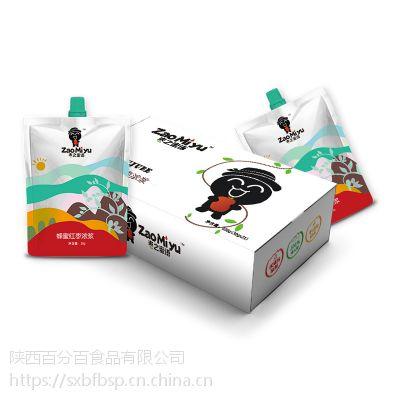 招代理【枣之蜜语】蜂蜜红枣浓浆630g健康食品