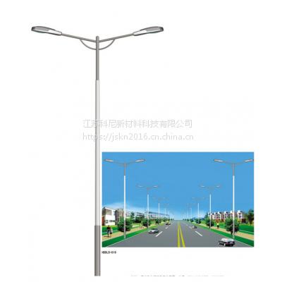 荆门厂家直销LED双臂路灯 咸宁照明广场道路灯 科尼星太阳能路灯
