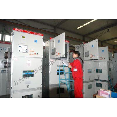 供应高压开关柜 配电柜 高低压开关柜 高低压成套电气设备