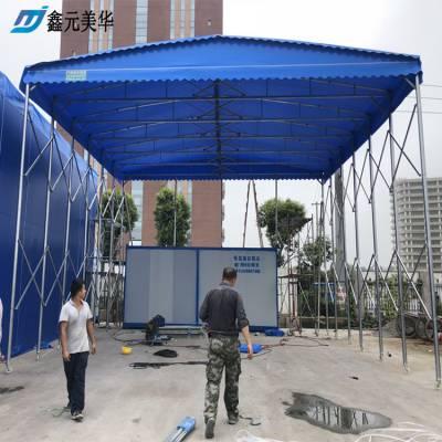 上海大型仓库蓬,徐汇区伸缩折叠遮阳蓬,广告篷,移动雨棚布_厂家直销