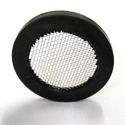 YF1寸橡胶包边水表滤网外径30mm过滤网垫片304滤网40目