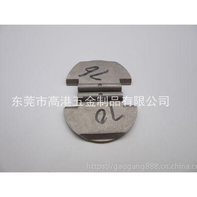 厂家直销 不锈钢五金配件 扇铰 精密铸造