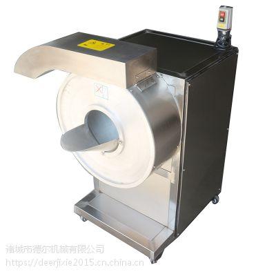 电动薯条机 全自动红薯土豆切条机 连续入料 可调节粗细