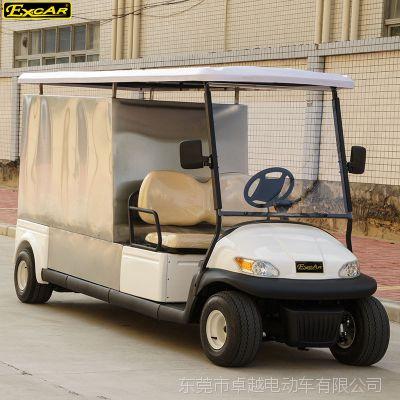 卓越电动货运车低速小箱货车电动送餐车搬运工具车四轮电动货车