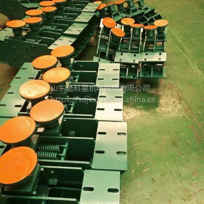 SQ-80绞车专用主压绳轮组 尾轮 金科星绞车配件