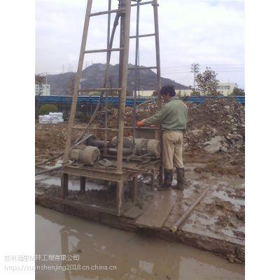 诸暨井点降水 打深井管井降水 安全省时降水快