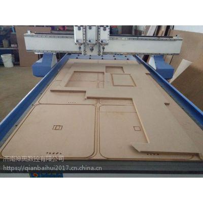 中华神工直供三工序木工移门衣柜门雕刻机
