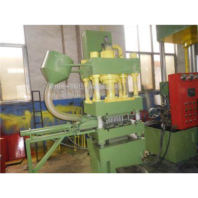 HG100吨粉末冶金液压机全自动铁剂锰剂合金粉末成型液压机质保一年