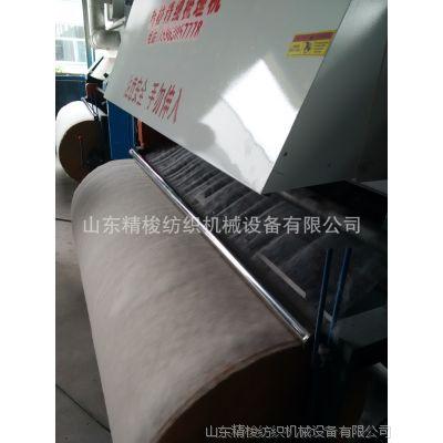 庆云县哪里有卖梳理机厂家 吸尘式精细梳理弹花机价格