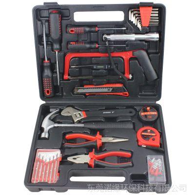 诺缘 32件套家用五金工具组合 电工木工工具套装 可批发 诚招全国加盟