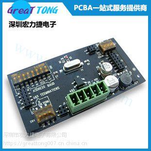 元器件IC销售 PCBA OEM加工服务-深圳宏力捷量大从优