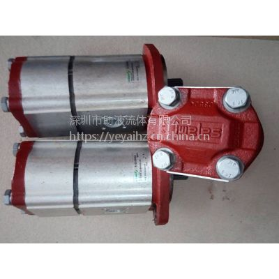 2.5PB16/11.5D-G55S3意大利进口萨拉米双联齿轮泵深圳助液大量现货
