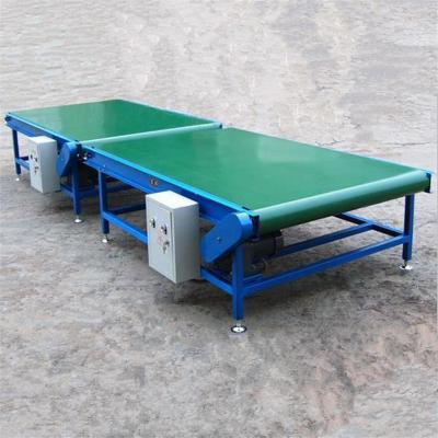 加工铝型材皮带机技术成熟防滑式 流水线定制
