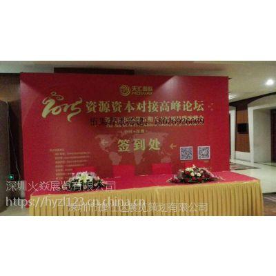 深圳南山酒店背景搭建-舞台桁架出租-桁架搭建工厂
