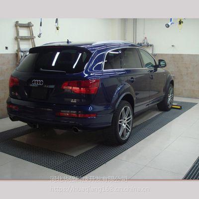 洗车格扇车位如何搭配, 定制尺寸 河北华强