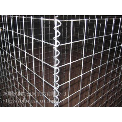 乌鲁木齐丝网厂家供应镀锌石笼网、格宾网 可定制