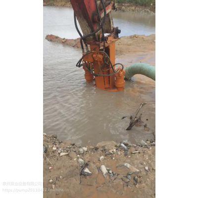 泉祥QSY液压式抽泥泵、挖掘机系列泥浆泵【厂家|型号|参数】