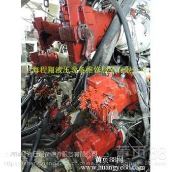 上海维修品牌专业油泵盾构机维修