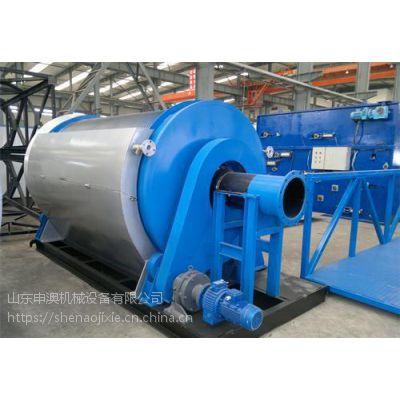 申澳机械污水处理设备转鼓式格栅除泥机