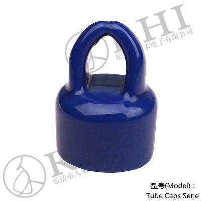 人禾/RHI 厂家浸塑机定制圆管包装挂钩27mm末端塑胶帽带挂钩