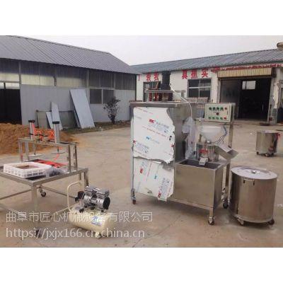 江苏节能环保全自动豆腐机 不锈钢豆腐机生产线