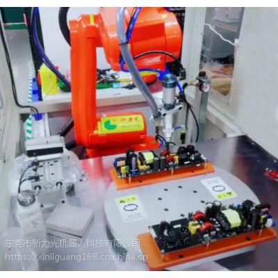 点胶机器人,点胶系统定制,生产线方案