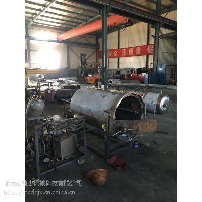 山东鼎惠100公斤型屠宰场下脚料无害化处理设备
