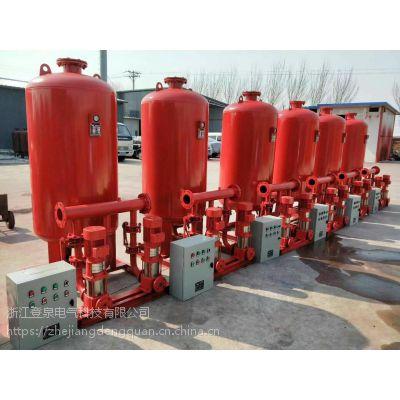 ZW(L)-I-X-10 消防增压稳压给水设备/消防增压泵/上海羽泉喷淋稳压设备厂家1.5KW