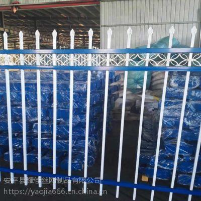 带花型小区隔离护栏/游乐场围栏网/景区防护栏报价单