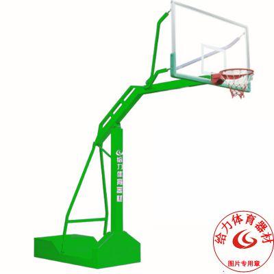 广东给力体育器材有限公司为广西全州是多个学校安装篮球架单双杠