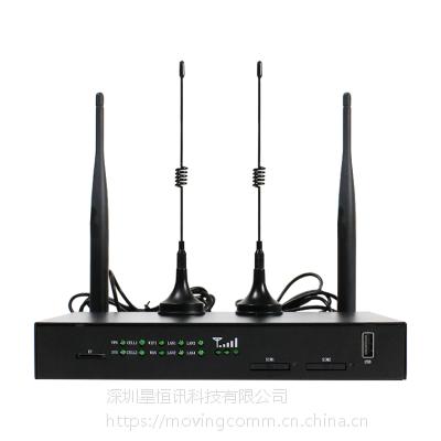厂家直销4G WiFi路由器双SIM卡多网口路由器(ComIn I3000)