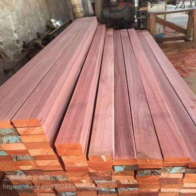 印尼山樟木地板料工程,户外古建山樟木板材批发价格