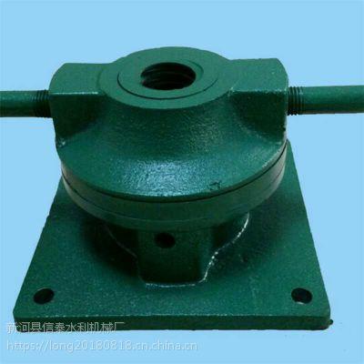 QL手推式螺杆启闭机-----新河县信泰水利机械厂